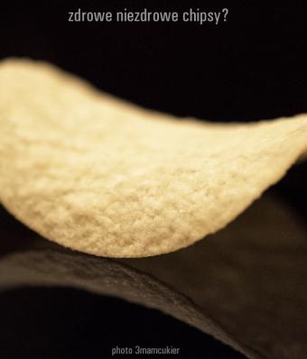 Zdrowe niezdrowe chipsy?