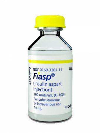 Fiasp – naprawdę szybka insulina od Novonordisk zatwierdzona przez FDA