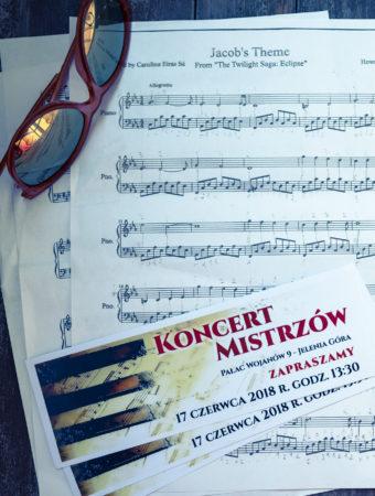 Koncert czerwcowy 2018