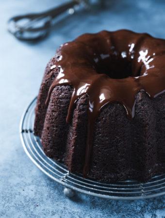 Buraczane bezglutenowe ciasto czekoladowe