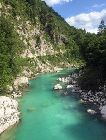 Niech rzeka płynie w Was