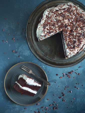 Kasztanowe ciasto bezglutenowe