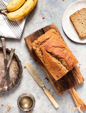 Chleb bananowy bezglutenowy