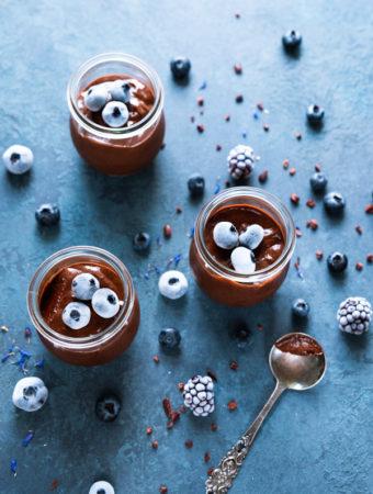 Mus czekoladowy z olejem rydzowym