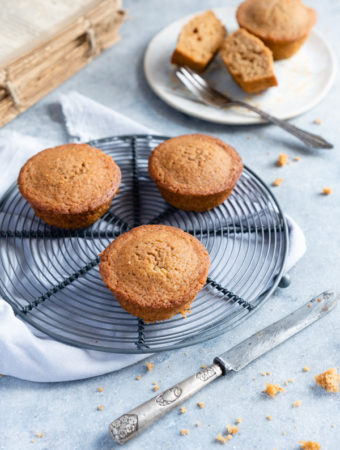 Muffinki dyniowe bezglutenowe