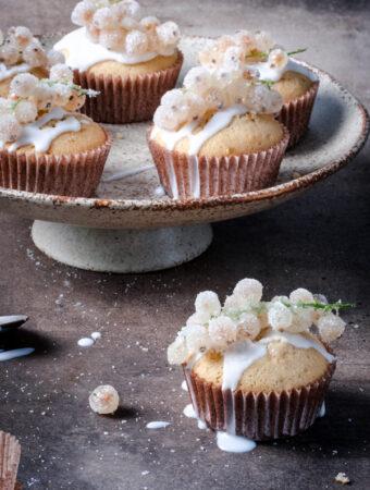 Muffinki ajerkoniakowe [bezglutenowe]